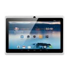 "Q88 A20 Dual-Core Android 4.4.2 Kinder Tablet PC w / 7 ""TFT, 1 GB RAM, 8 GB ROM, Wi-Fi - Weiß"
