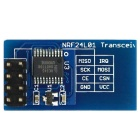 OPEN-SMART 2.4G DIP NRF24L01 Compatibile Wireless Transceiver Module per Arduino - Blu + Verde