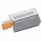 samsung MB-MP128DA 128GB EVO klasse 10 microSDXC 48MB / s med adapter