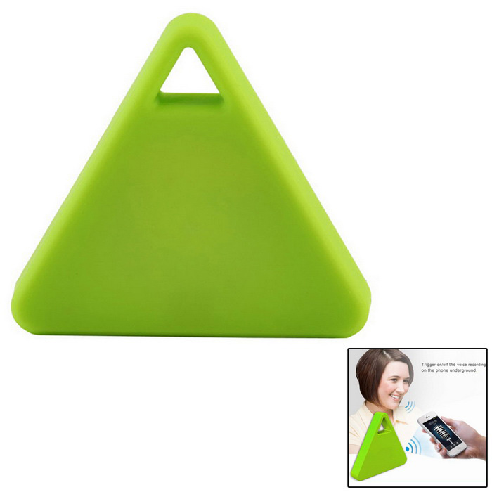 IT-1 Bluetooth V4.0 Anti-Lost Alarm Device w/ Remote Selfie - Fruit Green