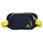 NatureHike NH15Y009-B Multifunctional Outdoor Cycling Waist Bag Pack w/ Adjustable Strap - Navy Blue
