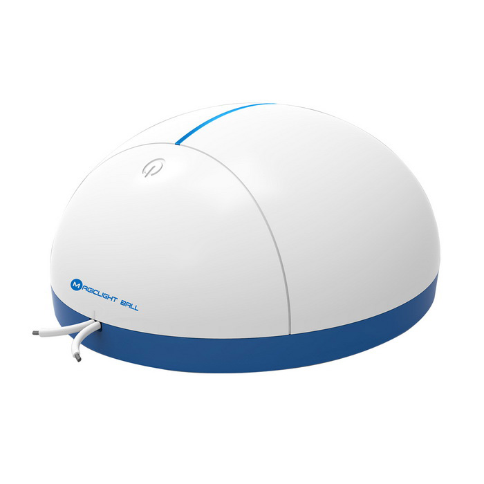 MagiclightBall Mini Beetle Portable Air puhdistus Machine-White