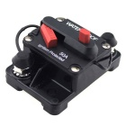 IZTOSS 50A DC48V Waterproof Manual Reset Car Boat Circuit Breaker