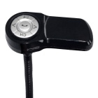 Car MP3 Player Bluetooth FM Transmitter with TF Card Slot / USB Interface / Hands-Free Calls - Black