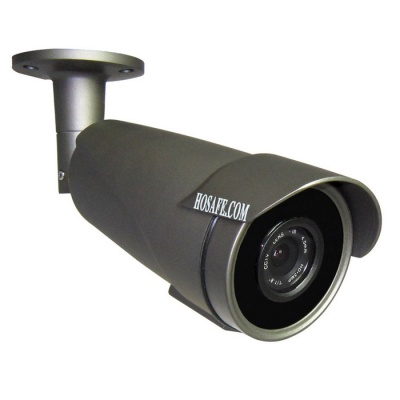HOSAFE X2MSL1 1080P StarLight IP Camera w/ Color Picture in Day & Night - Grey (EU Plug)