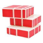 Educational Magic IQ Cube Toy - White + Red