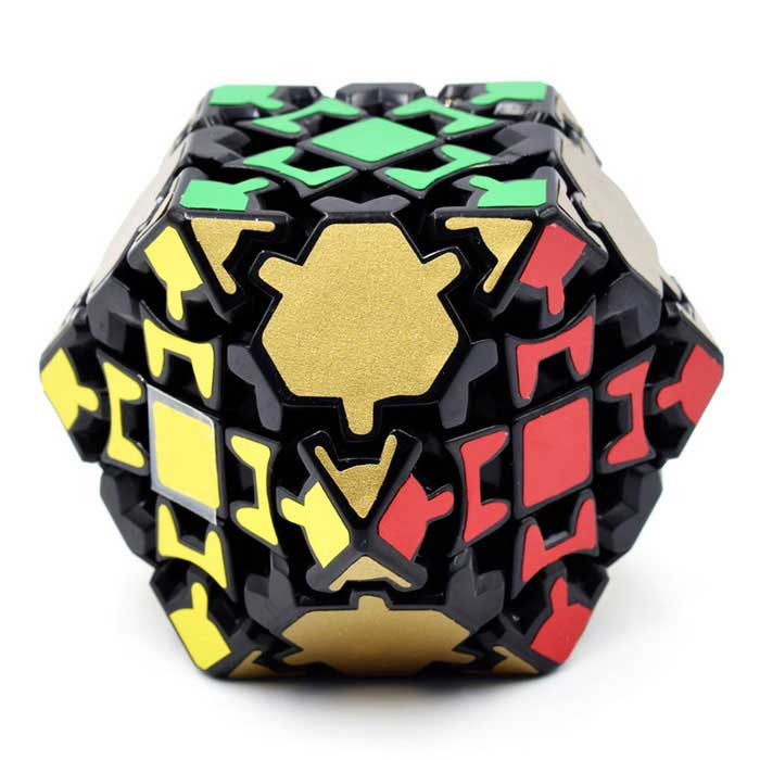 4cm Gear Puzzle Magic IQ Cube Educational