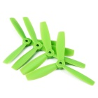 OCDAY VMAX9316 5045 Strengthened 3-Blade CCW & CW Propellers Set for H250 - Green (2 Pairs)