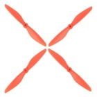 OCDAY 6045 Reinforced Strengthen Propellers for H250 - Orange (2 Pairs)