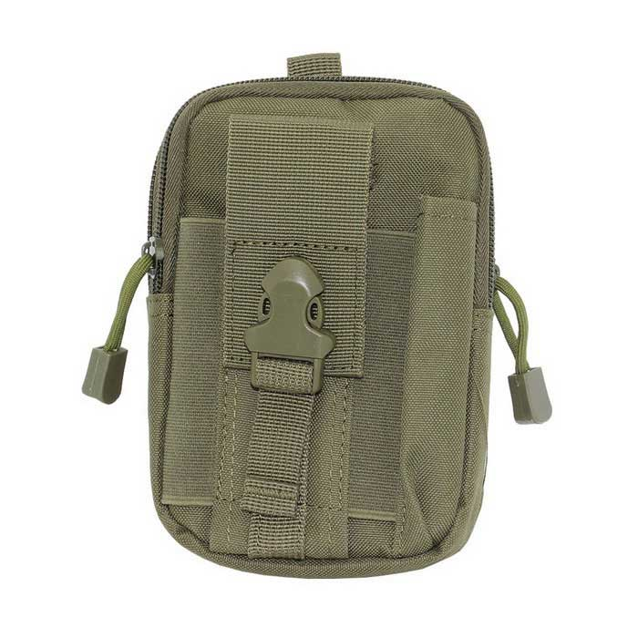 Outdoor Multi-funcional Bag cintura resistente à água - Green Army