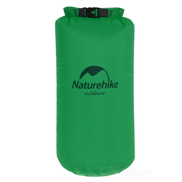 NatureHike Ultra-Light immersioni nuoto impermeabile Bag - Emerald Green (10L)
