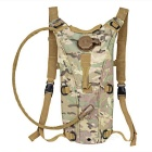 CTSmart Water Bag Hydration Bladder Backpack - Multicam (2.5L)