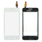 Replacement LCD Glass Panel Touch Screen Digitizer Repair Parts for Huawei Y330 Y330-COO - White