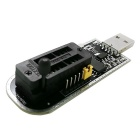 New CH341A USB Programmer - Black