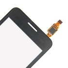 Replacement LCD Glass Panel Touch Screen Digitizer Repair Parts for Huawei Y330 Y330-COO - Black