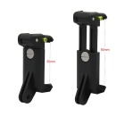 Lotopop Universal Smart Phone Holder Support Gopro Selfie for IPHONE Samsung Cellphone - Black