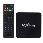 MXQ R9 RK3229 Quad-Core Android 4.4 Google TV Player w/ 1GB RAM, 8GB ROM, Wi-Fi - Black (EU Plug)