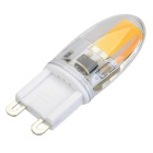 G9 Dimmable 3W 300lm 1505 LED Warm White Light Bulb