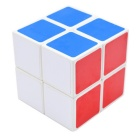 2 x 2 x 2 Magic IQ Cube Puzzle Cube - Blue + Multicolor