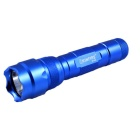 KINFIRE WF502 L2 LED 900lm 5-Mode Bicycle Light Flashlight w/ Clip, 18650 Battery - Blue
