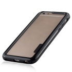 Stylish TPU Bumper Frame Case for IPHONE 6 / 6S - Black