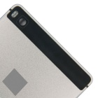 Back Housing Rear Battery Door Cover Case for CDMA Version Huawei Ascend P8 - Gray