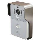 eBELL IP Wi-Fi Video Doorbell w/ Full Duplex Audio Max. 64GB TF Card Slot - Silver Grey (AU Plug)