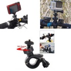 13-fra-1 Camera Accessori Kit per GoPro Eroe 4 / 3+ / 3/2/1 / Session-Nero