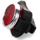 Red Light 4-Mode Waterproof USB Rechargeable LED Bicycle Taillight