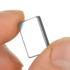 15 x 10 x 3mm Rectangular NdFeB Magnets - Silvery White (30PCS)
