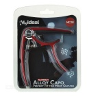 Meideal MC20 Aluminum Alloy Capo Clamp for Acoustic Guitar / Electric Guitar - Red