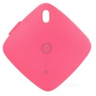 Selfie Bluetooth Remote Shutter Control for Android, IOS - Deep Pink