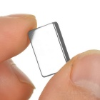 15 x 10 x 3mm Rectangular NdFeB Magnets - Silvery White (50PCS)