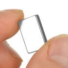 15 x 10 x 3mm Rectangular NdFeB Magnets - Silver + Multicolor (20PCS)