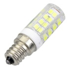 Marsing E14 6W 500lm 51-2835 SMD LED Cold White Light Corn Lamp Bulb