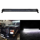 400W 80-LED Off-Road SUV Car Combo Beam Driving Lamp Work Light Bar - Black
