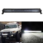 300W 60-LED Off-Road SUV Car Combo Beam Driving Lamp Work Light Bar - Black