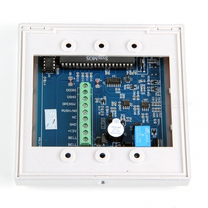 Electronic Rfid Entry Door Lock Access Control System 10