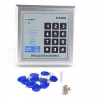 Elektronisk RFID Entry Door Lock Access Control System + 10 Fjernkontroller SC