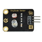 DIY Arduino Analog Grayscale Sensor - Black + White + Multicolor