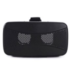 "Virtual Reality VR 3D Glasses w/ Head Strap for 4~6.0"" Phone - Black"