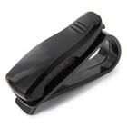 Car Visor Glasses Sunglasses Ticket Clip Holder - Black