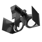 Portable Foldable Ultra-light Thin Shutter Virtual Reality 3D Glasses for 4.0~6.0'' Smart Phones