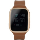 SMAWATCH SMA-Q Smart Watch w / 30 Tage Akkulaufzeit, Herzfrequenzmesser, Bluetooh - Rose Gold