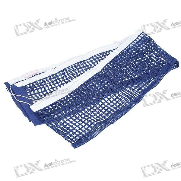 DHS Replacement Net for Table Tennis - Blue + White