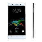 "CUBOT S500 Android 5.1 4G Phone w/ 5.0"" HD, 2GB RAM, 16GB ROM, Fingerprint Sensor - White + Silver"