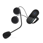 FreedConn 800M Motorcycle BT Headset Motorbike Intercom Headset (EU)
