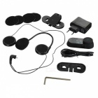 Freedconn 800M motocicleta BT headset motorbike intercom headset (eu)