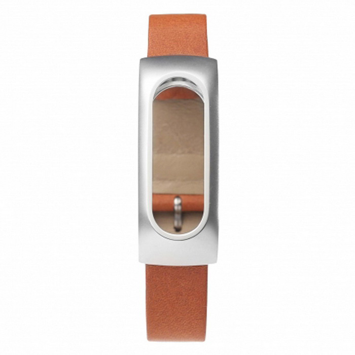 Xiaomi Miband Leather Wristband - ...
