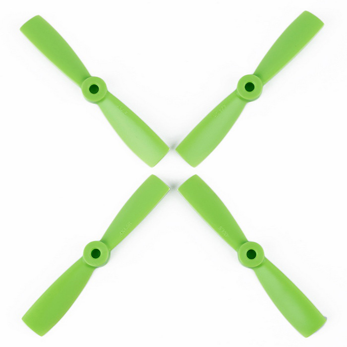 OCDAY VMAX9220 4045 Strengthen CCW & CW Props Propellers for H210 - Green (2 Pairs)